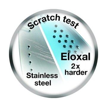 Braun Buegeleisen TexStyle 7 TS725, Eloxal beschichtet, Dampfbuegeleisen -