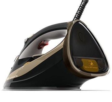 Philips GC4527/00 Azur Performer Plus Dampfbügeleisen, 2600 W, schwarz -