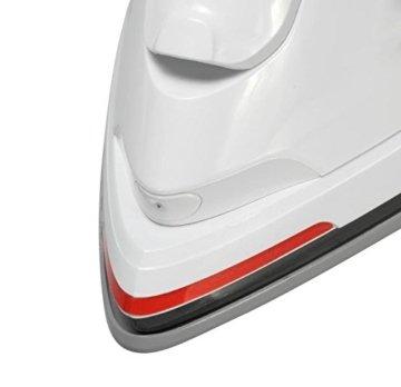 AEG Dampfbügeleisen 4Safety Plus DB 5230 (2400 Watt, 120 g Dampfstoß, Glissium 80 Bügelsohle, Abschaltautomatik, Anti-Kalk System) Turquoise/Weiß -