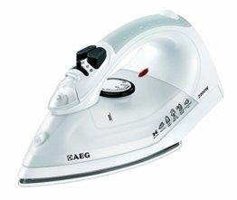 AEG DB 1370 Dampfbügeleisen (stufenlose Temperaturwahl, Selbstreinigungsfunktion, kratzfeste Keramik-Bügelsohle) -