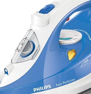 Philips GC 3810/20 Azur Performer Dampfbügeleisen -