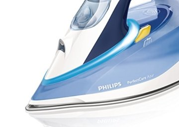 Philips GC4924/20 PerfectCare Dampfbügeleisen, Optimal TEMP-Technologie, 2.800 W -
