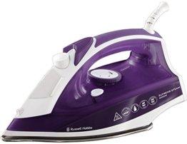 Russell Hobbs 23060-56Trocken und Dampf-2400W Edelstahl violett, weiß-Bügeleisen -