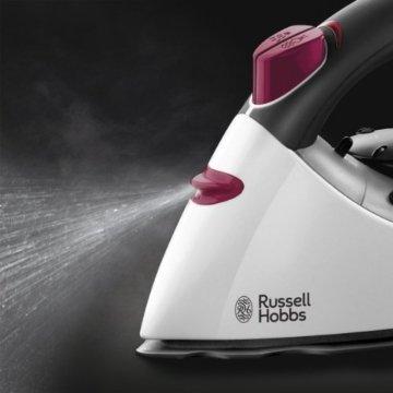 Russell Hobbs Easy2Fill 19822-56 Dampfbügeleisen, weiß/pink -