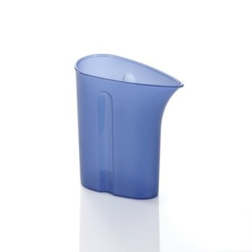 Severin BA 3253 Dampfbügelautomat, 2500 W Keramiksohle, weiß / blau -