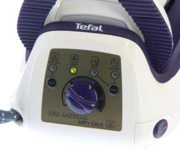 Tefal GV8330 Dampfbügelstation Pro Express, 2200 W, 5 bar, Variabler Dampf 0-120 g/min, automatische Abschaltung -