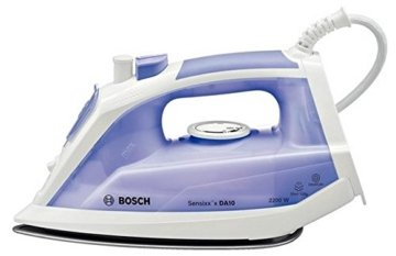 Bosch TDA1022000Sensixx 'x DA10Bügeleisen, weiß/lila, 2400W -