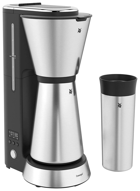 Kaffeemaschine mit Timer und Thermoskanne