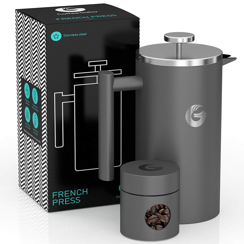 Kaffee kochen ohne Strom