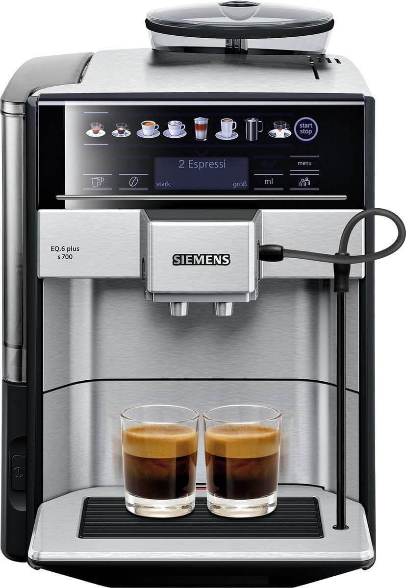 Kaffeeautomat Mahlwerk Test