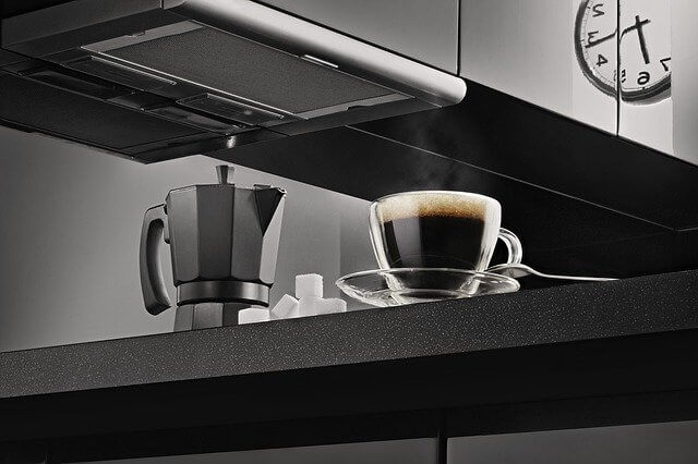 Kaffeemaschine für eine Person