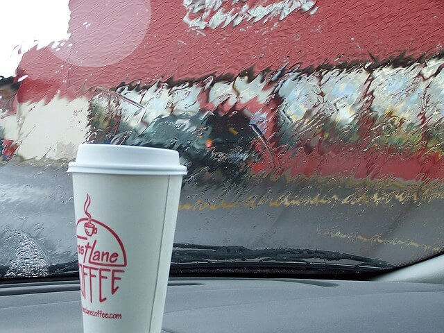 Kaffeemaschine fürs Auto