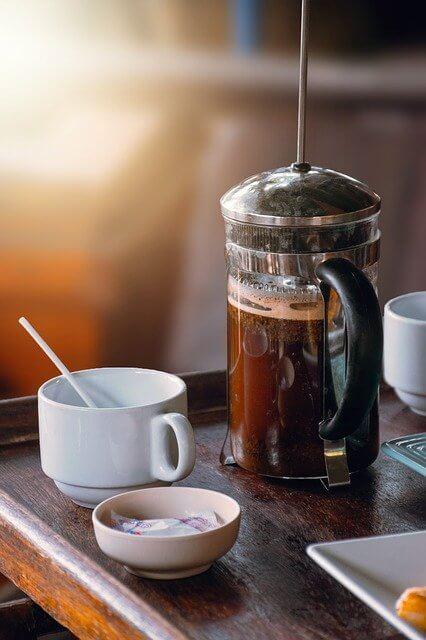 Kaffeemaschine ohne Strom