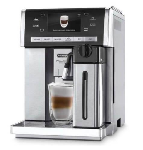 Kaffeevollautomat heiße Schokolade