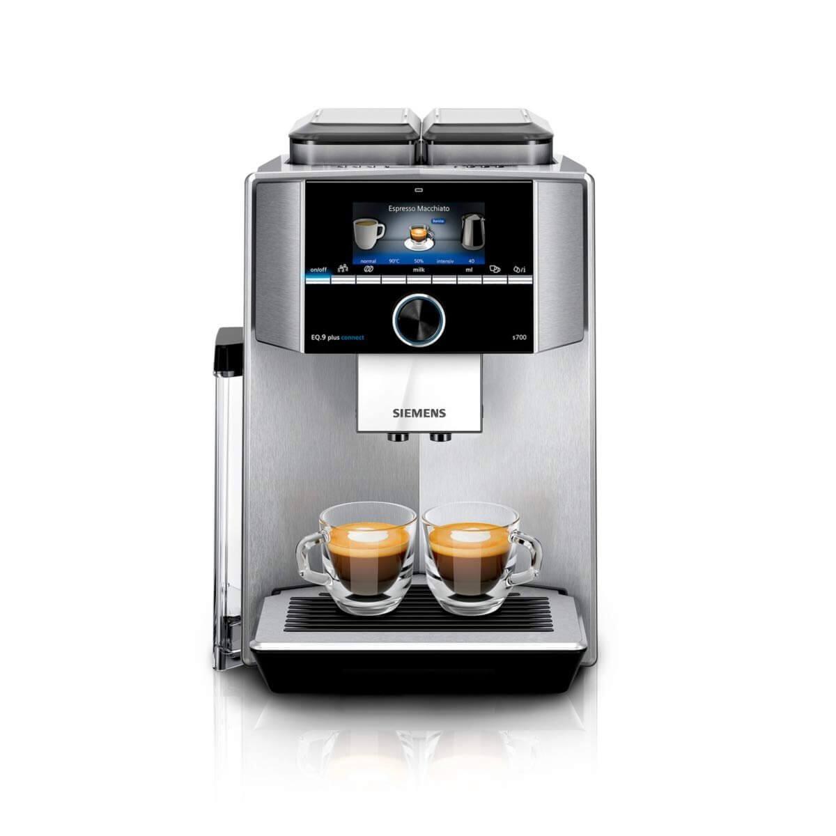 Kaffeevollautomat Schokomilch