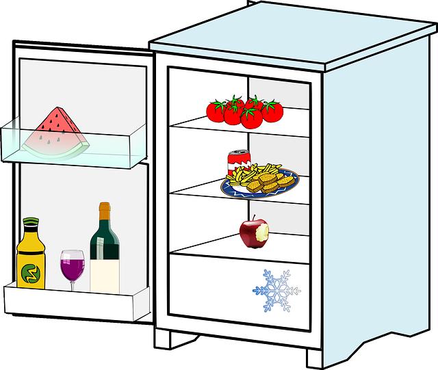 Kühlschrank leise