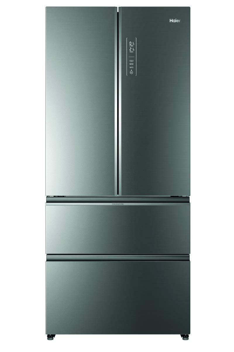 Kühlschrank mit Eisspender