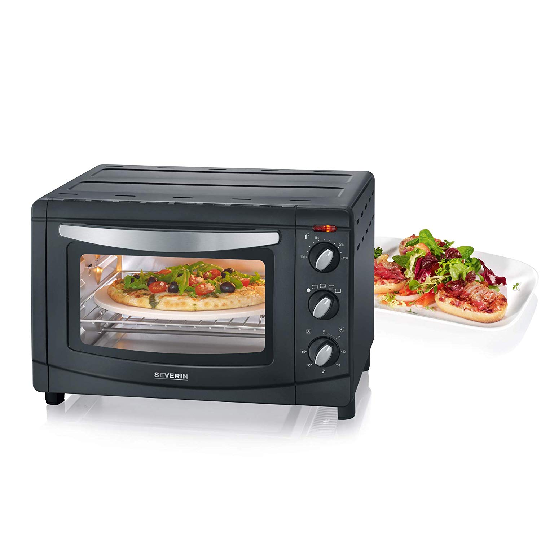 Elektro Ofen Pizza
