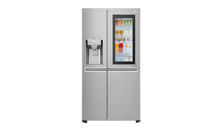 Kühlschrank mit Bildschirm LG