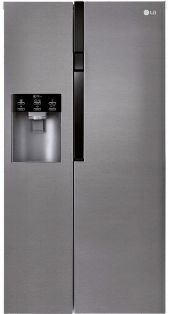 Kühlschrank mit Wassertank