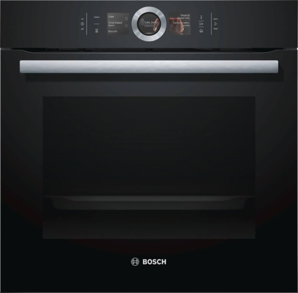 Backofen mit Dampffunktion Bosch