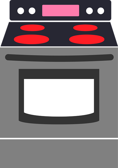Elektroherd freistehend