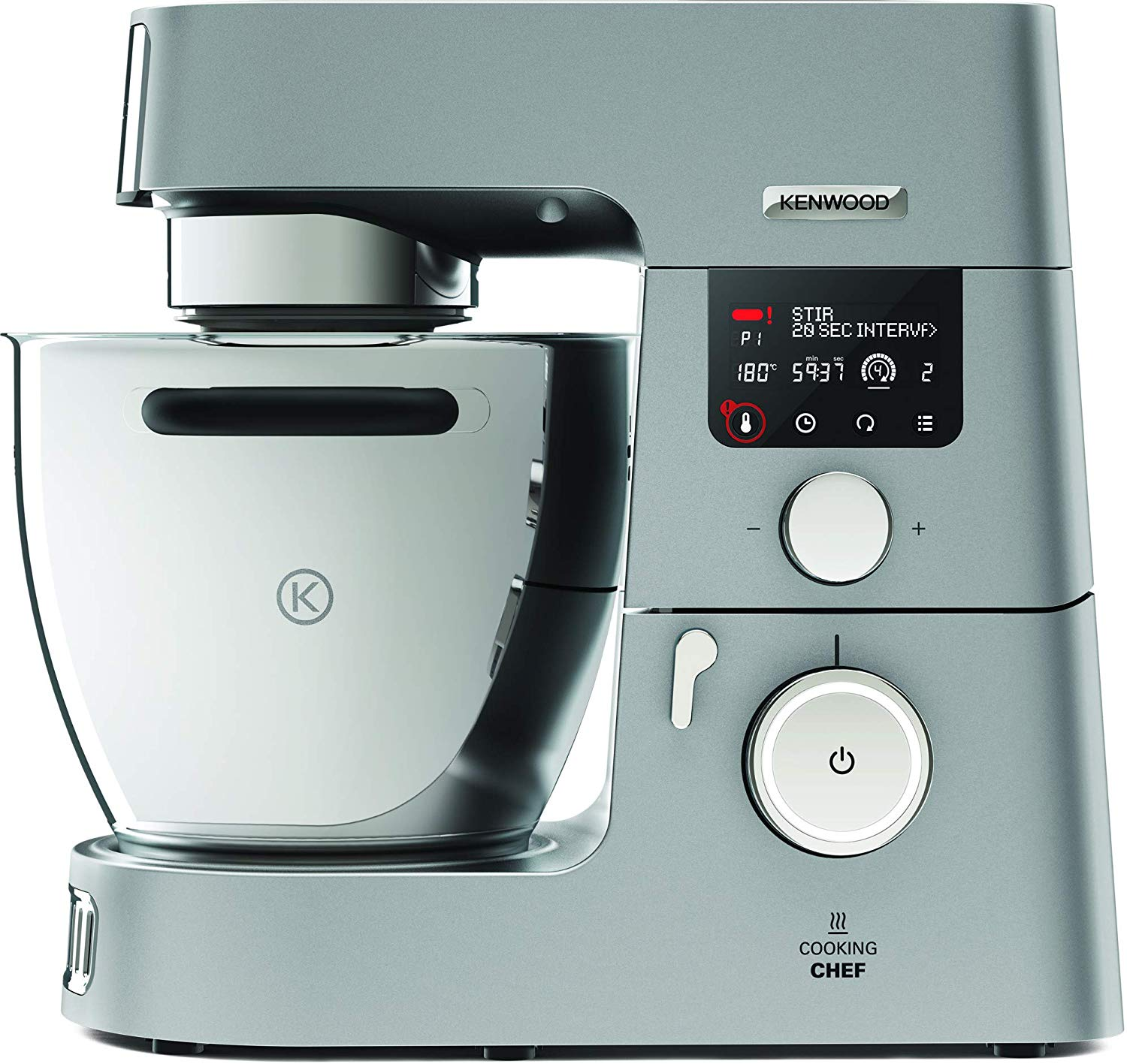 Kenwood Cooking Chef KCC9060S Test Erfahrungen