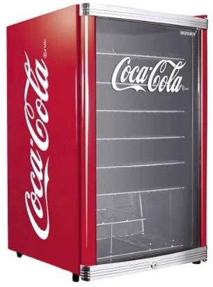 Cola Kühlschrank groß Gastronomie