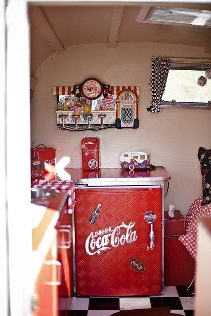 Cubes Kühlschrank