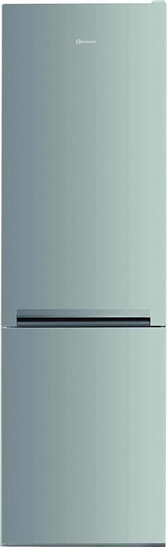 Edelstahl Kühlschrank mit Gefrierfach