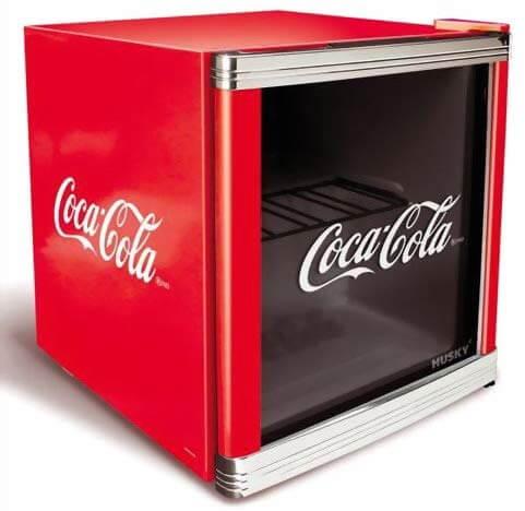 Husky Cool Cube Coca Cola