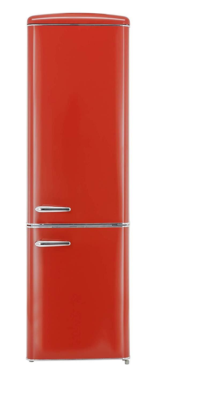 Kühlschrank Rot Retro Exquisit