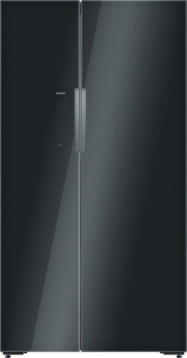 Schwarz Siemens KA92NLB35 iQ700