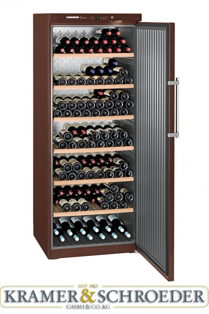 Weintemperierschrank WKt 6451 Liebherr