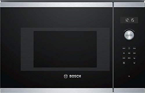 Bosch Einbaugerät Schwarz
