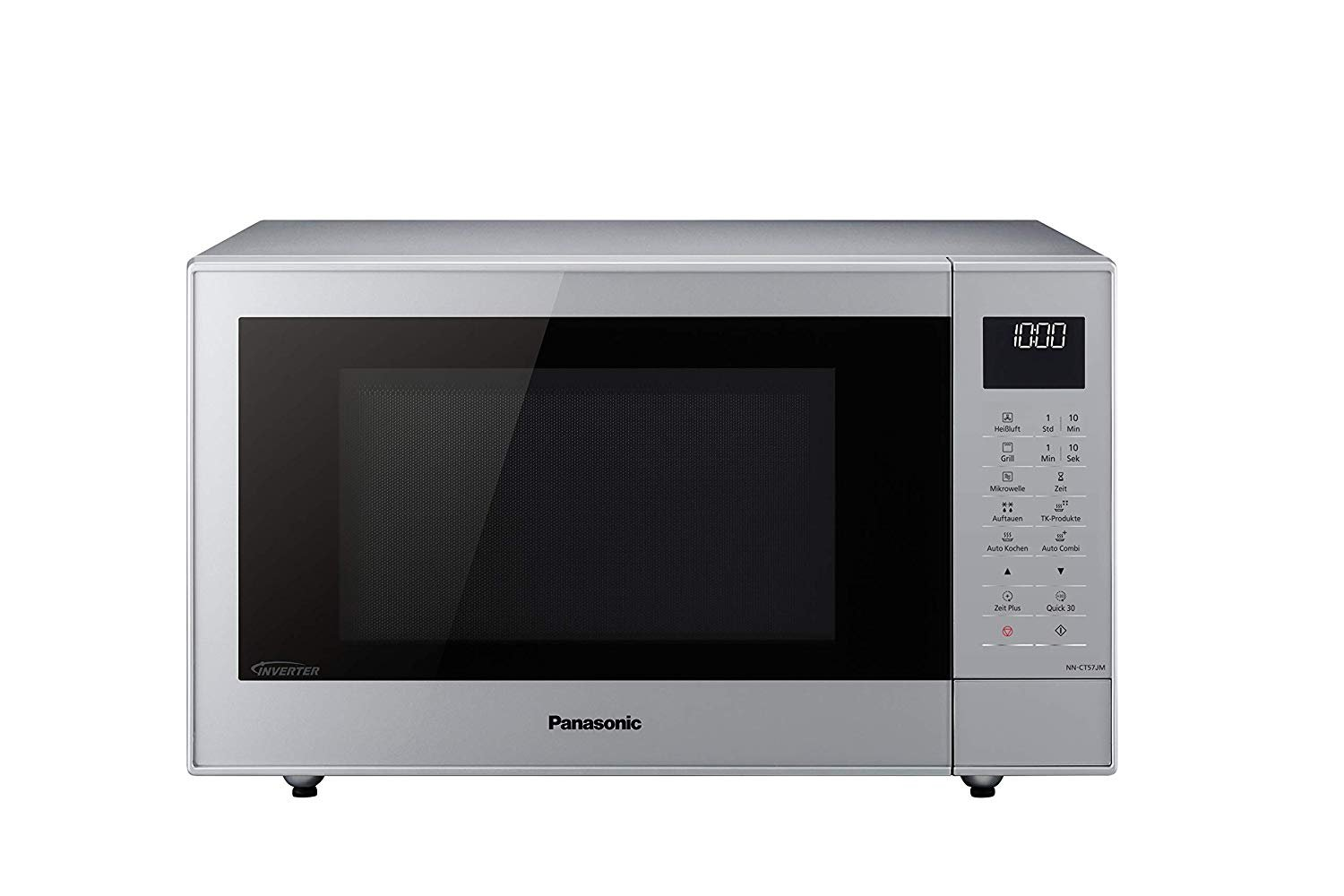 Panasonic NN-CT57 Test