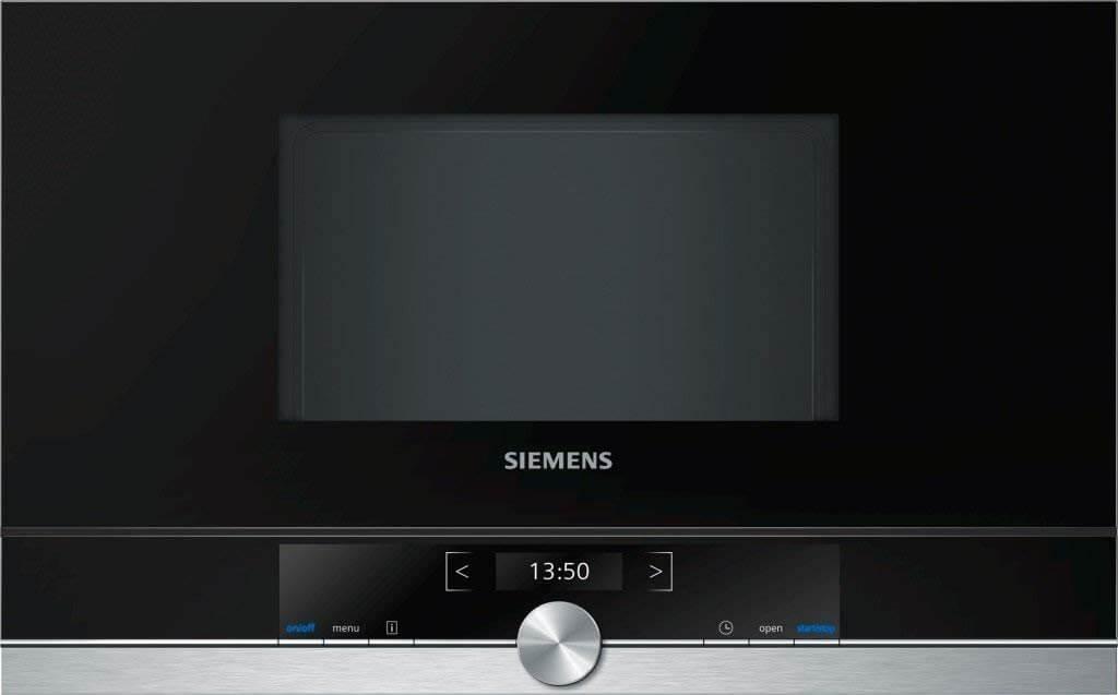 Siemens iQ700 BF634LGS1 Test