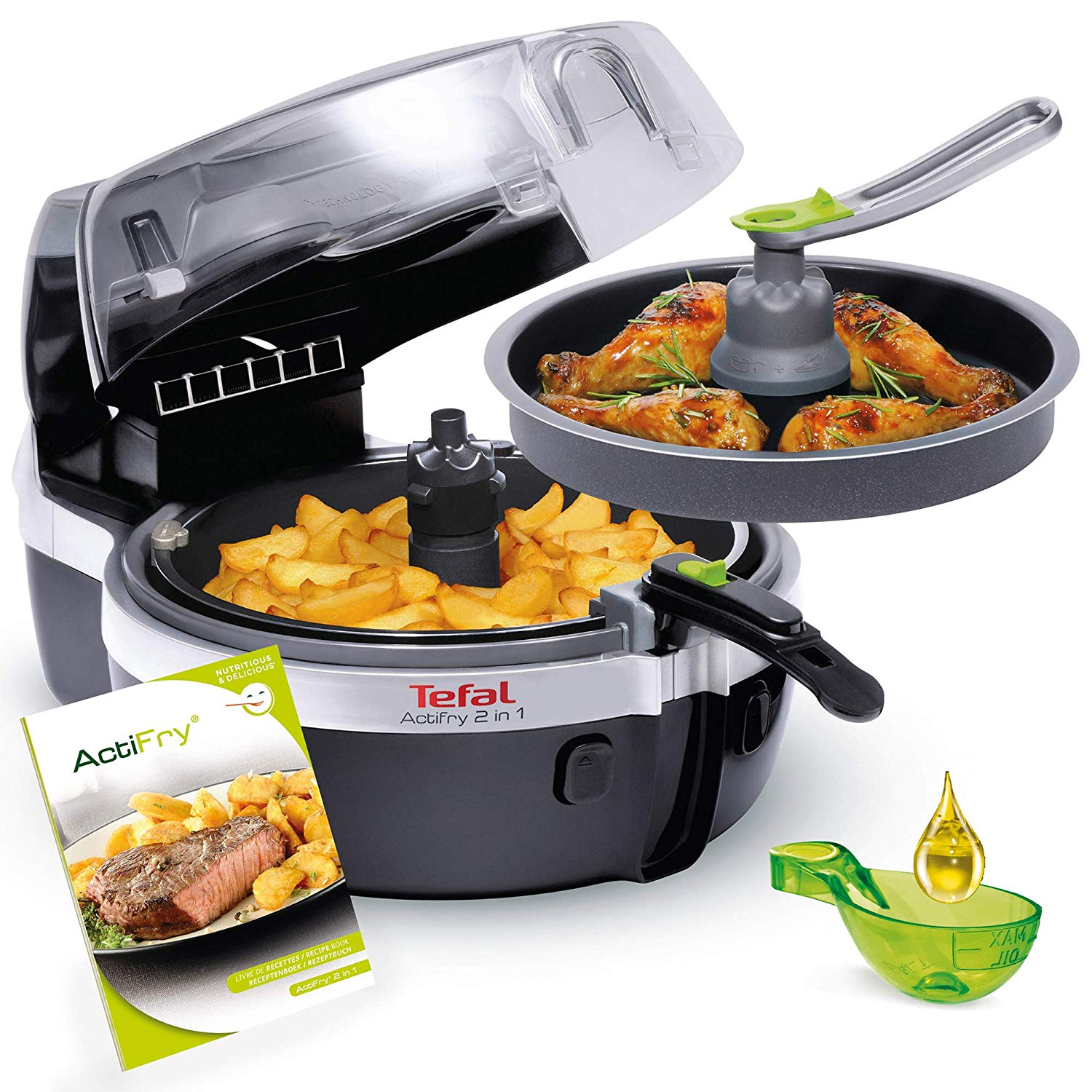 Tefal ActiFry 2 in 1 XXL